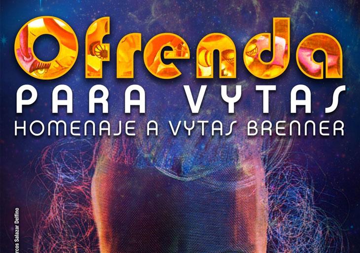 Una ofrenda para VYTAS en el Teresa Carreño