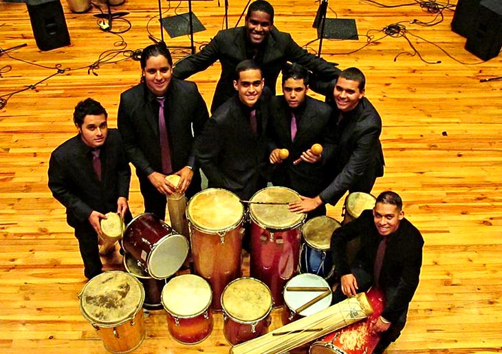 Orquesta Afrovenezolana Simón Bolívar Convoca Audiciones 2015