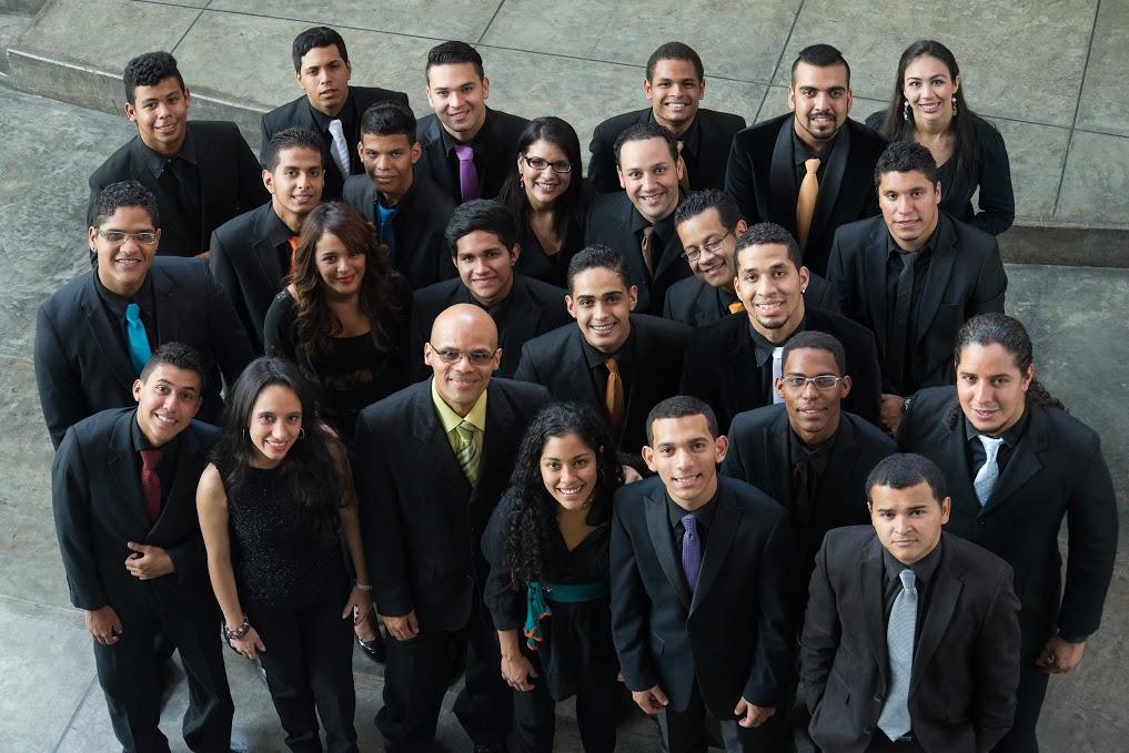 Audiciones para nuevos ingresos de la Orquesta AfroVenezolana Simón Bolívar