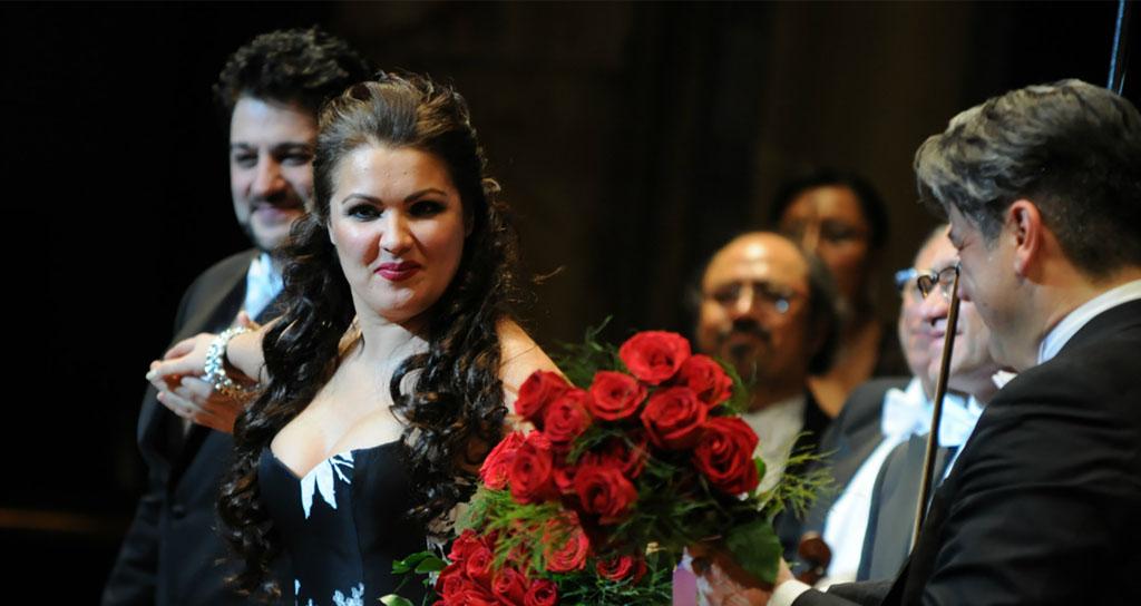 Anna Netrebko electriza Bellas Artes con obras de Verdi y Puccini