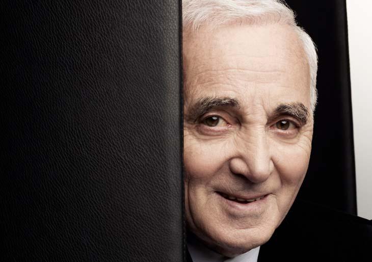 Aznavour: Yo fui viejo siendo muy joven