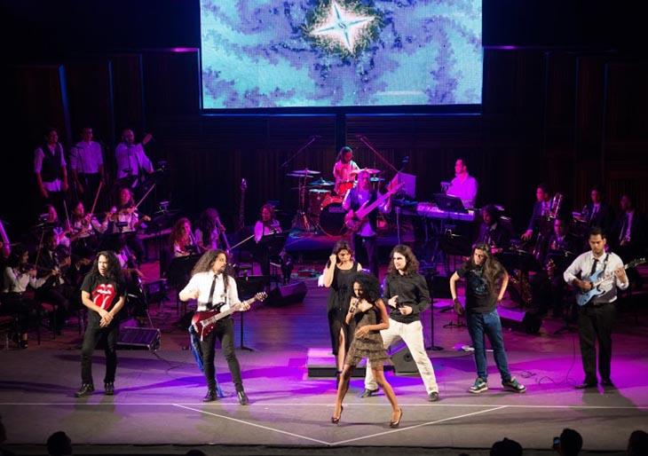 Orquesta de Rock Sinfónico ofrece fin de semana musical en PDVSA La Estancia