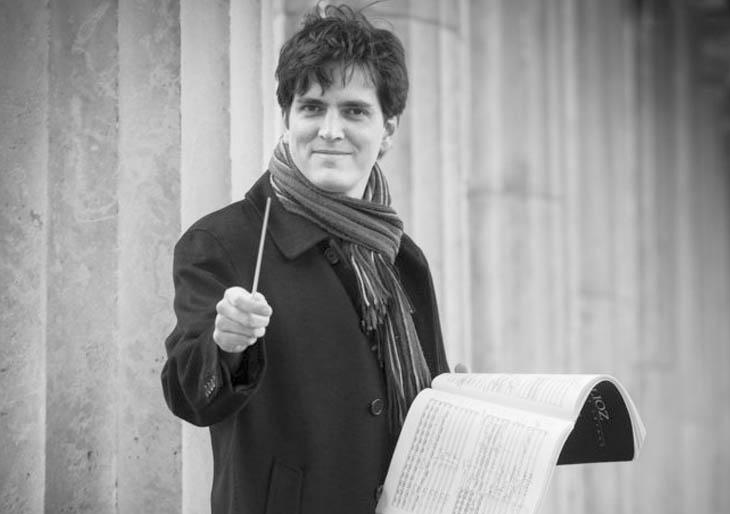 Carlos Izcaray, el venezolano que se convirtió en el nuevo director de la Orquesta Sinfónica de Alabama
