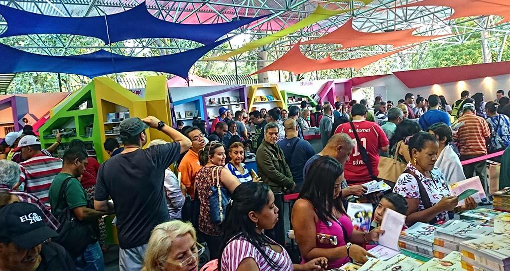 Lo mejor de la música venezolana estuvo presente en la FILVEN 2015