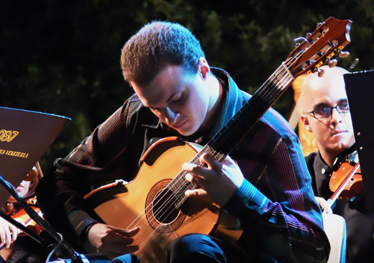 """Mi Guitarra y Mis Amores: Adagio del """"Concierto de Aranjuez"""""""