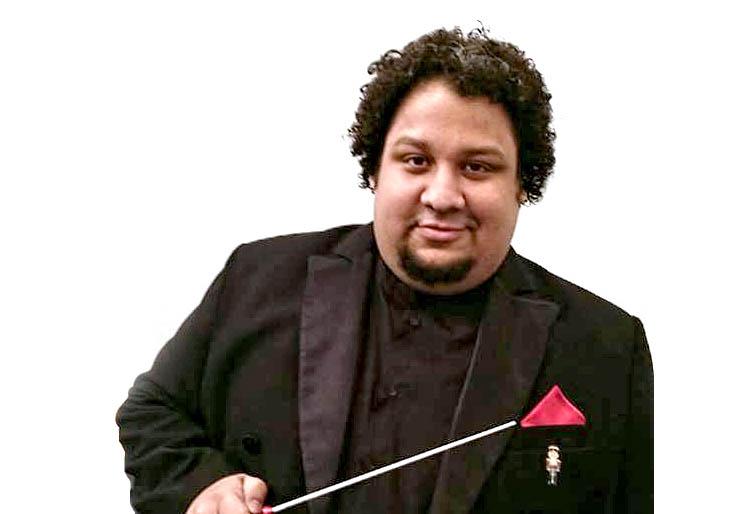 Gerardo Estrada clasifica para la Ronda Final del Concurso de Dirección Orquestal