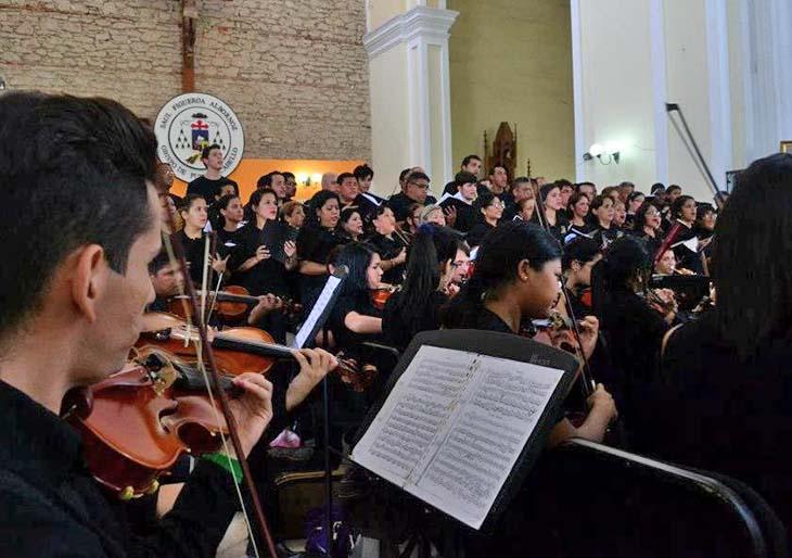 Misa de Gloria de Puccini se escuchará en Ciclo de Conciertos Religiosos 2015