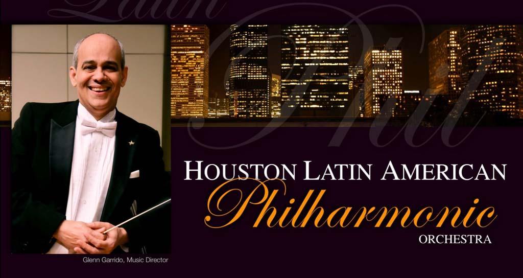 Bajo la batuta del Mtro. Venezolano Glenn Garrido, Houston Latin American Philarmonic Orchestra inicia su Tercera Temporada