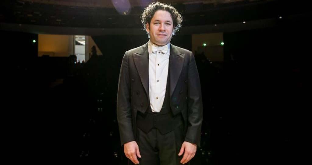 Dudamel: Seguir en la Filarmónica ha sido una decisión fácil