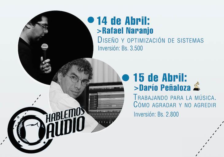 Hablemos Audio en vivo llega a Valencia