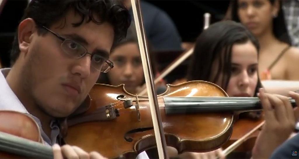 """Jesús Uzcátegui: """"La música nos prepara para superar cualquier adversidad"""""""