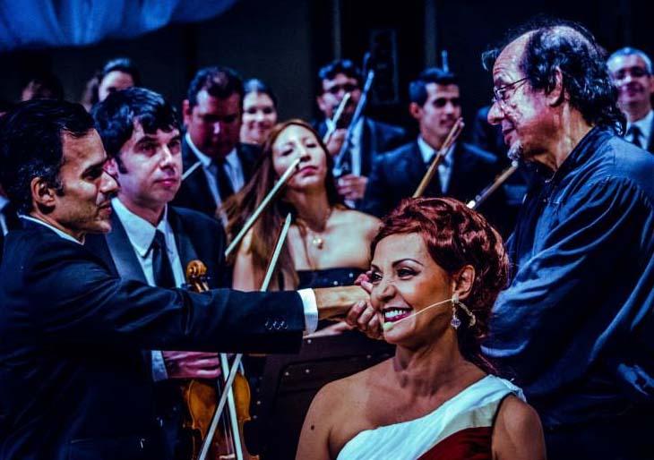 Juan Carlos Núñez eterna conexión con la Sinfónica de Venezuela