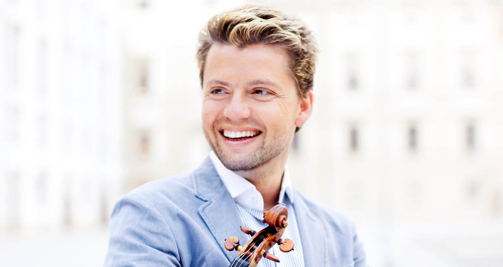 Todos pueden disfrutar a Mozart: Julian Rachlin