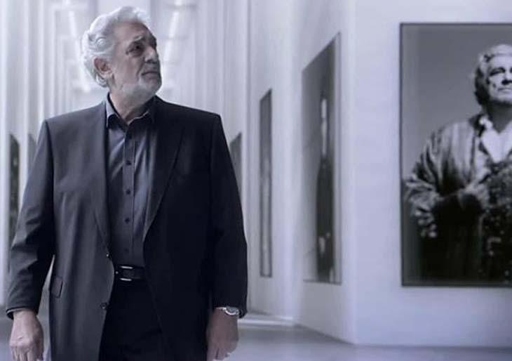 Plácido Domingo estrena la ópera 'La mosca' en París