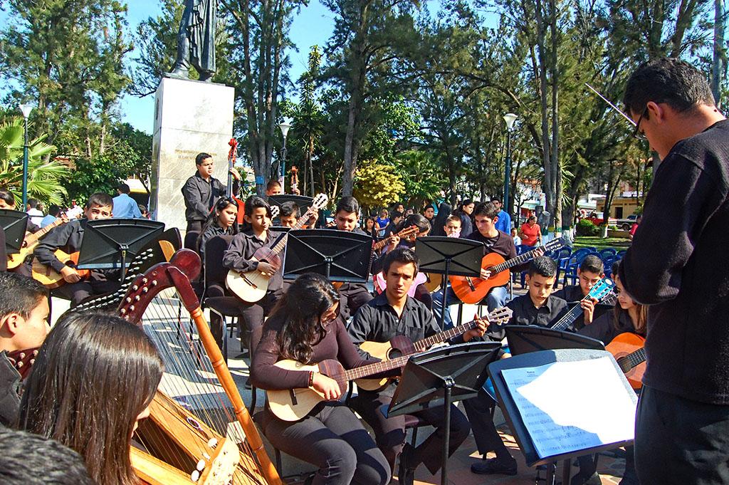 Programa Alma Llanera en Michelena