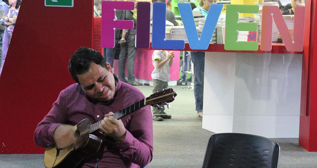 El Centro Nacional del Disco presente en la FILVEN 2015 con nuevas producciones y actividades musicales