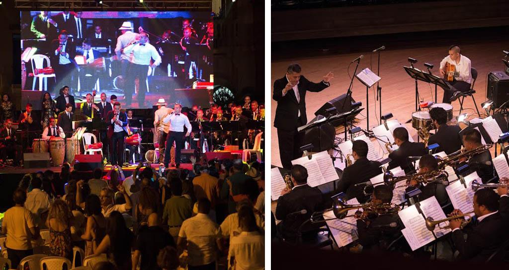Orquesta Latinocaribeña y Simón Bolívar Big Band Jazz cierran ciclo de conciertos de PDVSA La Estancia