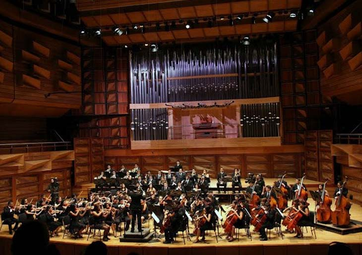 B.O.D. ratifica su apoyo al Sistema de Orquestas Juveniles e Infantiles