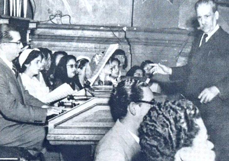 Generación Protagonista: Vicente Emilio Sojo
