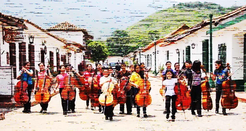 Intercambio sinfónico en Táchira