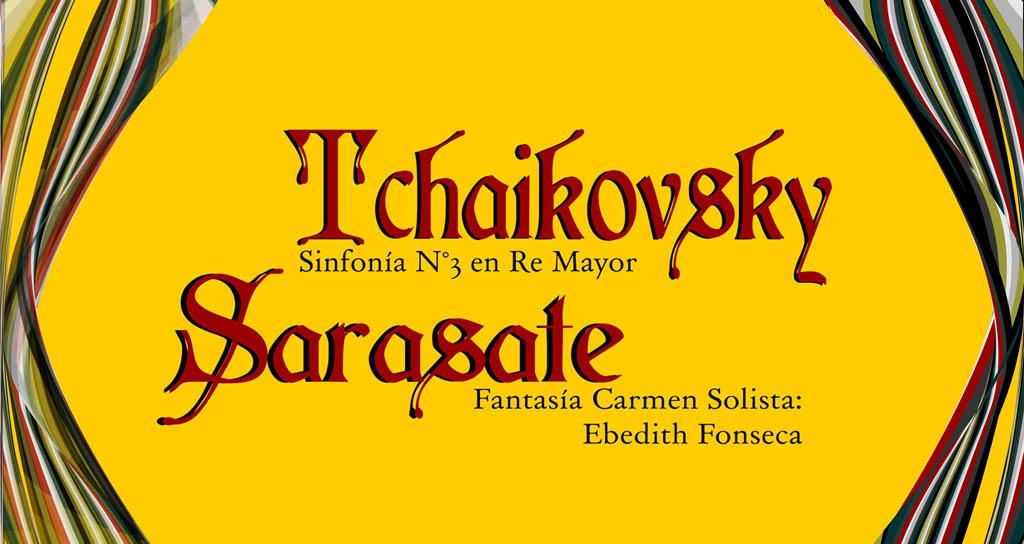 Entre Tchaikovsky y Sarasate