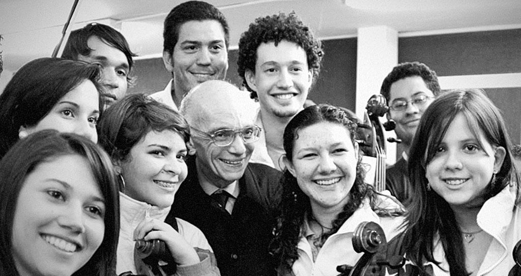 """""""La música es un camino de rescate para la integración"""""""