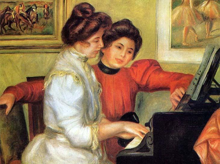 """""""Voz y Piano en Recital"""" para el Salón Siglo XXI"""