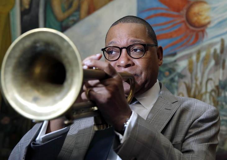 El jazz es una obsesión: Wynton Marsalis