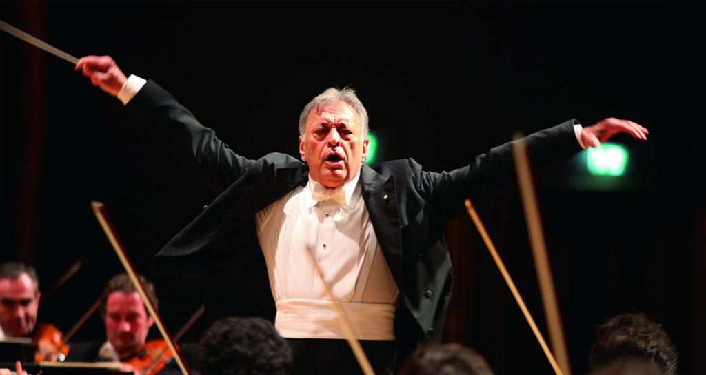 El legendario Zubin Mehta anuncia su retiro de la Orquesta Filarmónica de Israel