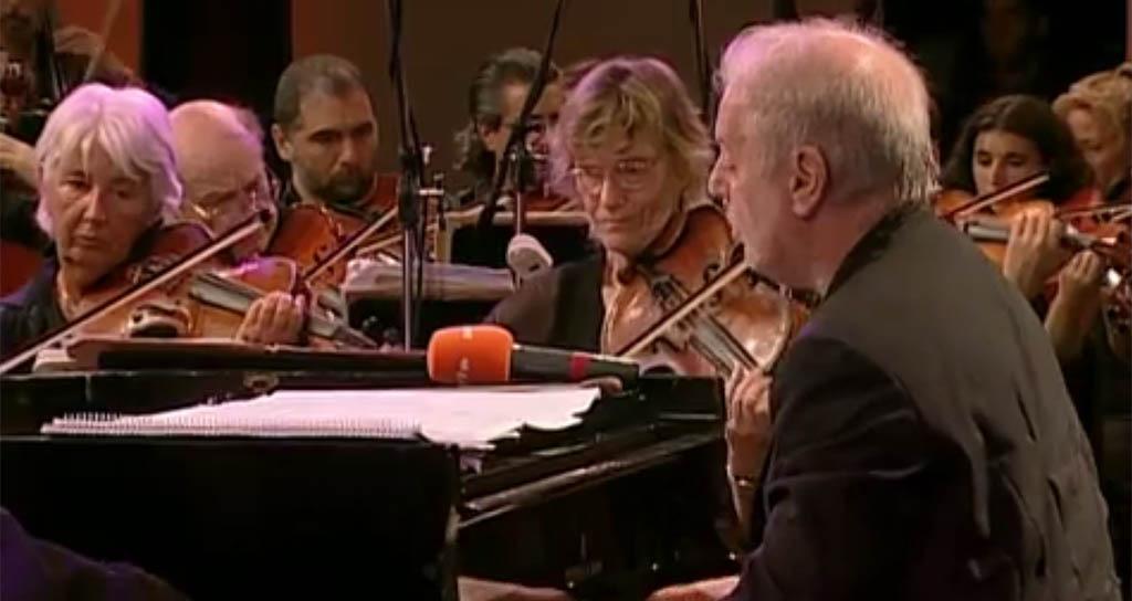 Video – Carlos Gardel 'El día que me quieras' (Orquesta Filarmónica, Daniel Barenboim)
