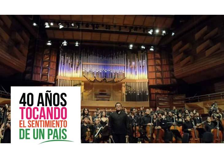 Sinfónica Juvenil Ezequiel Zamora de los Valles del Tuy ofrece concierto en la José Félix Ribas del Teresa Carreño