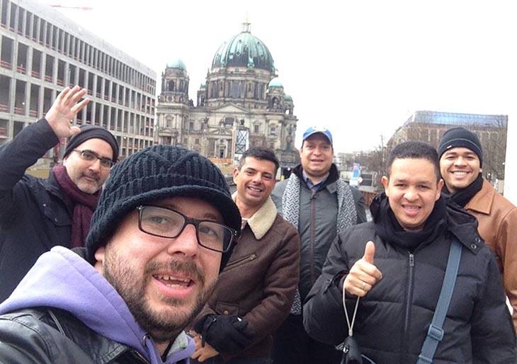 Orquesta Sinfónica de Venezuela dice presente en Alemania