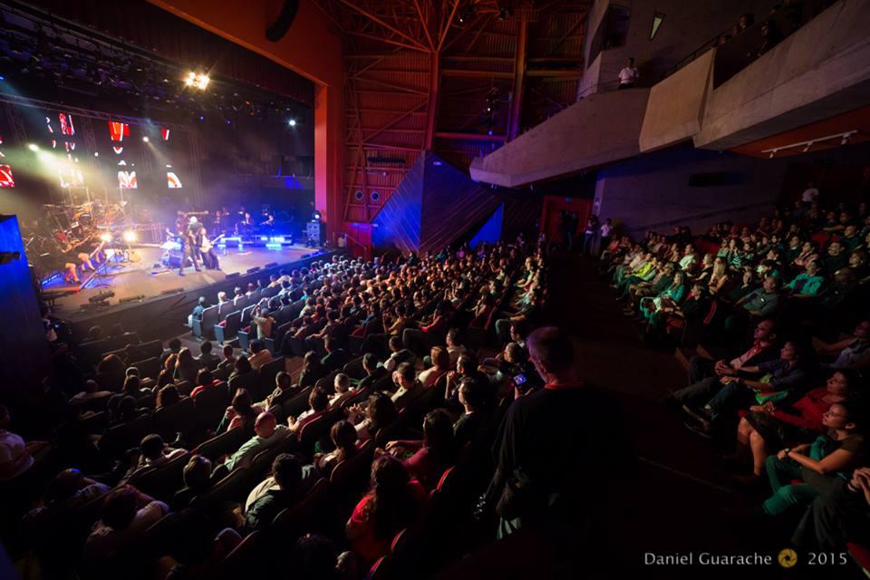 Galería de imágenes: La Orquesta de Rock Sinfónico se lució en Yaracuy