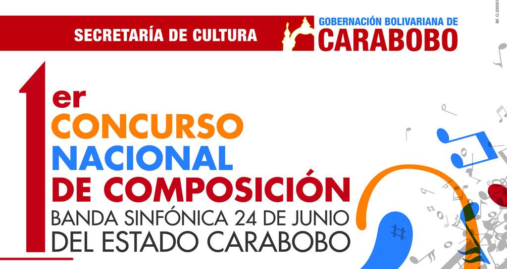 Primer concurso Nacional de Composición BS24J