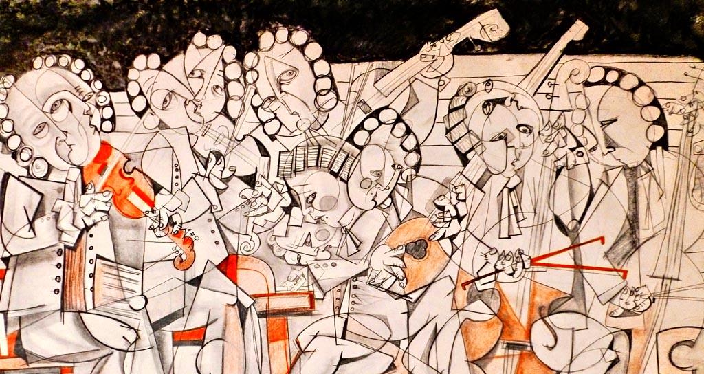 El concierto barroco
