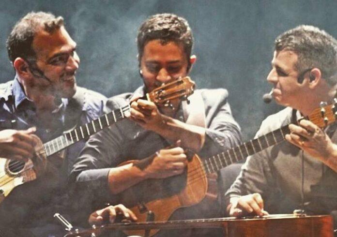 El ensamble integrado por Jorge Glem, Edward Ramírez y Héctor Molina, junto con el bajista Gustavo Márquez, recordará su trayectoria