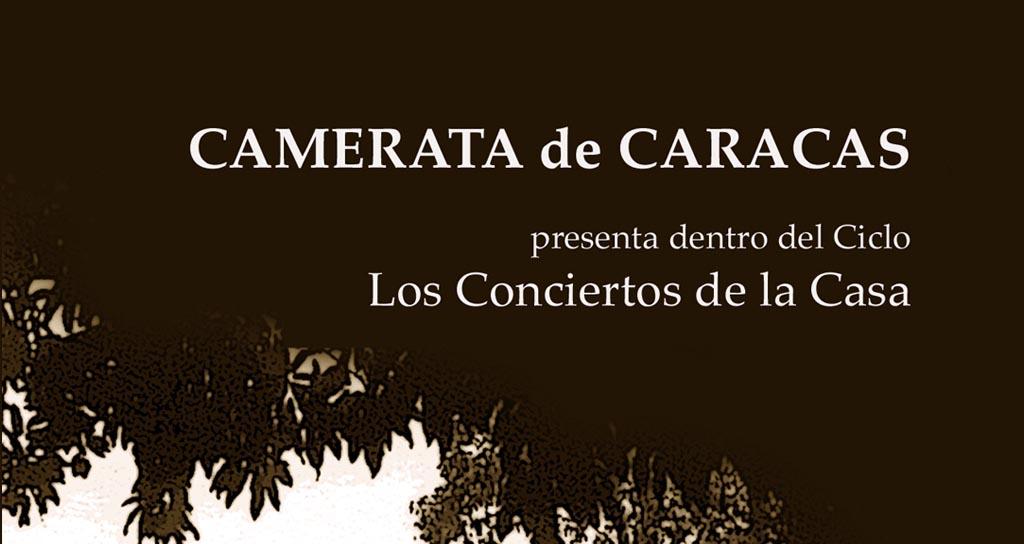 """La Camerata Renacentista de Caracas presenta """"Arias del Barroco"""""""