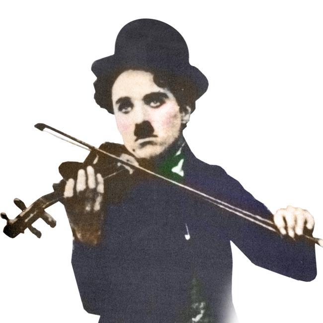 ¿Hay violinistas zurdos?