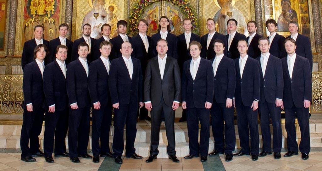 Coro del Monasterio Sretenskiy vuelve este jueves al Teatro Teresa Carreño