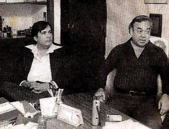 Izcaray y Romero, 1983
