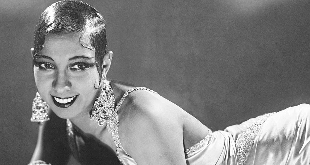 Josephine Baker es recordada a 40 años de su muerte