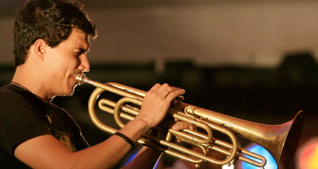 El trombón de Joel Martínez sonará en clave de jazz en #NochesDeGuataca