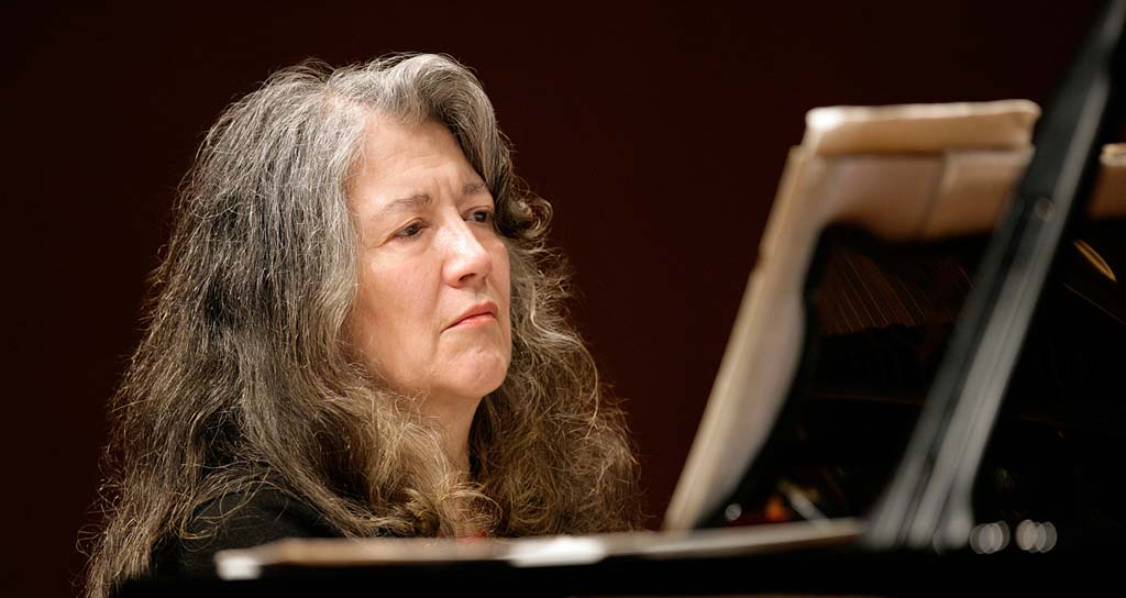 Una semana con Martha Argerich