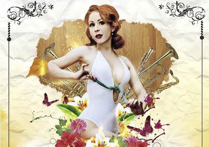 Marianne Malí seducirá al Centro Cultural B.O.D. con su Blues Live SexyOn