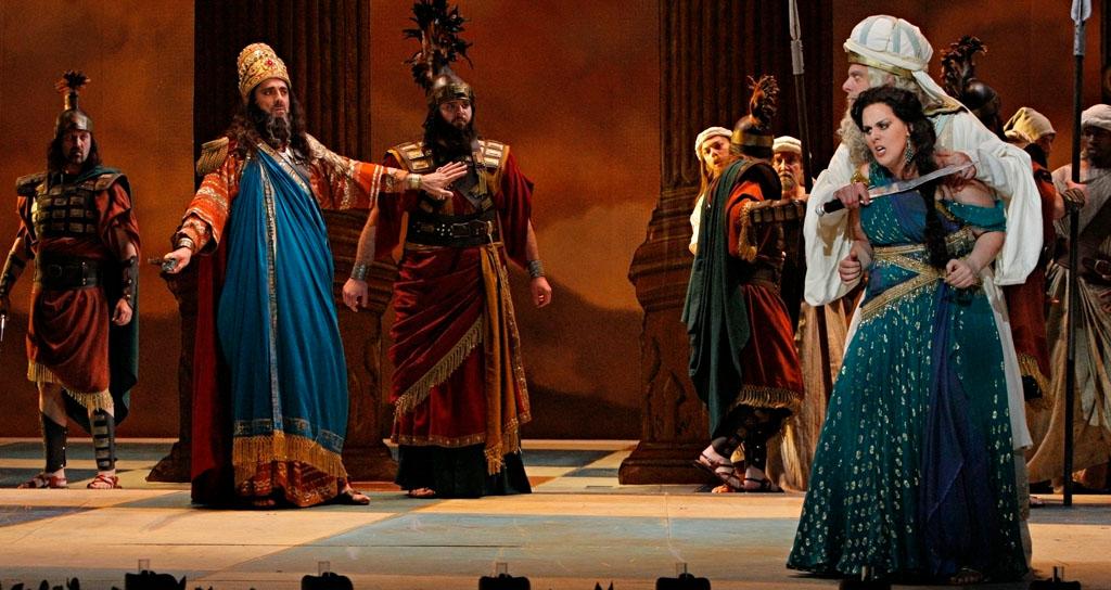 Nabucco, el primer gran éxito de Verdi, llega al Palau de Les Arts