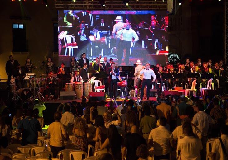Audiciones nuevos ingresos de la Orquesta Latino Caribeña Simón Bolívar