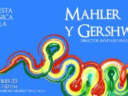 La joven batuta de Enluis Montes conduce Mahler y Gershwin.