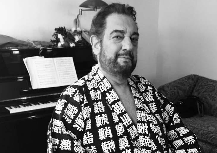 Plácido Domingo, recuperado, vuelve a actuar hoy en Nueva York