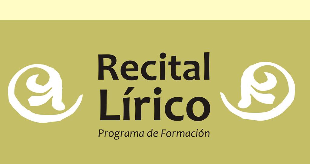Programa de formación inicia recitales líricos