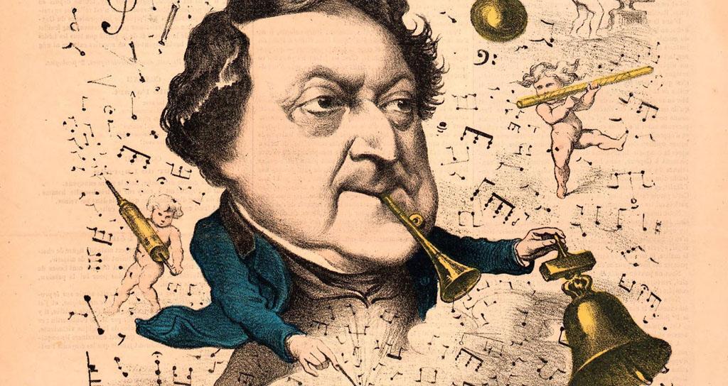 El 'misterio Rossini ': todo por la pasta